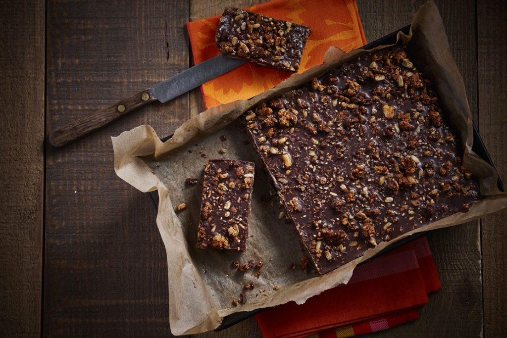 NUTBROWN NATURE granola bars