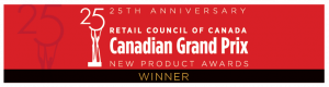 Canadian Grand Prix New Product Awards