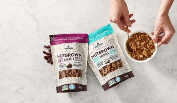 NUTBROWN, des granolas Keto friendly
